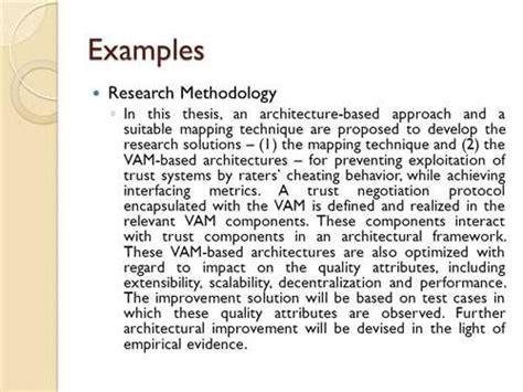 Examples Of Methodology In Research Proposal Best Friend Essays