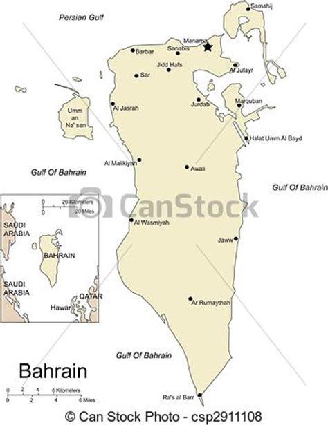 Bahrain, middle east, major cities and capital. Bahrain ...