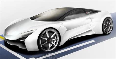 Sports Car Concept by Wordlesstech Mclaren Sports Car Concept