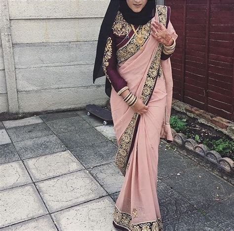 pinned  mrsrawabdeh hijab  saree saree