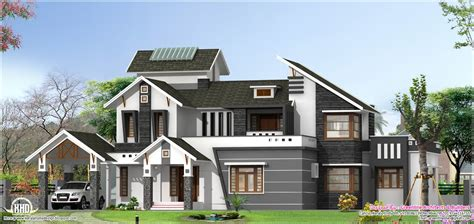 modern style home plans january 2013 kerala home design and floor plans