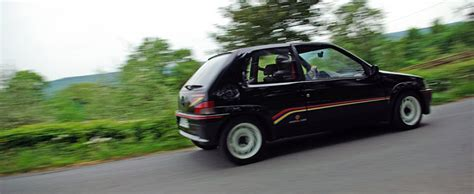 si e automobile peugeot 106 rallye 1993 1996 guide occasion