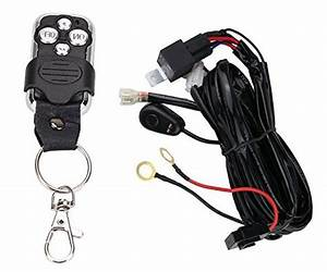Wiring Harness For Led Light Bar With Remote