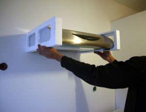 installation hotte cuisine installer une hotte de cuisine pratique fr