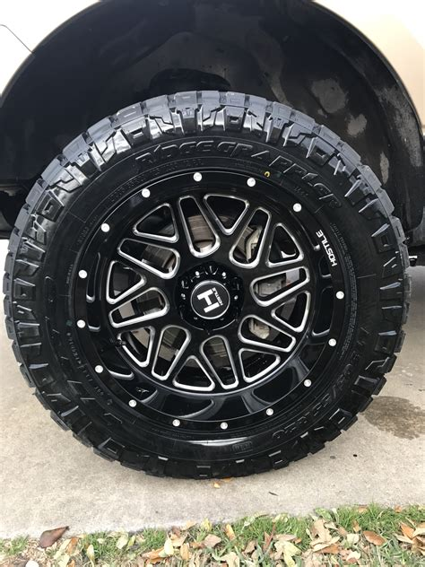 nitto terra grappler  page  ford  forum
