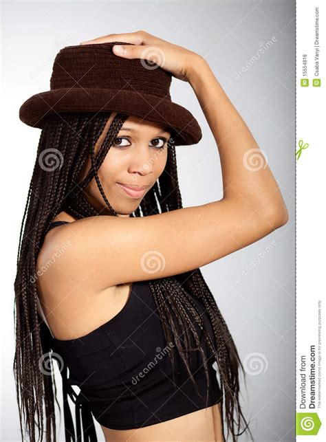beautiful african american girl stock photo image  background beauty
