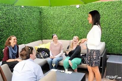 Cafritz Conrad Peter Brennan Toasts Suites Terrace
