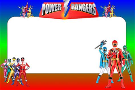 power ranger invitations template power rangers free printable invitations oh my in