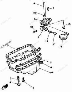 Yamaha Sterndrive Parts V6 4 3 Engine Est 1990 Oem Parts