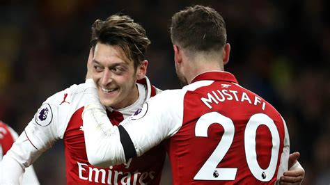 Mustafi stands by Ozil after Germany retirement | EPL News ...