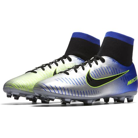 nike nike jr mercurial x victory 5 df ic multicolor 007526 sdkqnel nike neymar jr mercurial victory vi dynamic fit junior fg in chrome excell sports uk