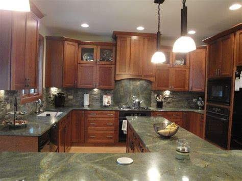 beautiful green granite countertops check out the