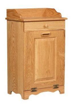 wooden garbage  wooden garbage  holder plans