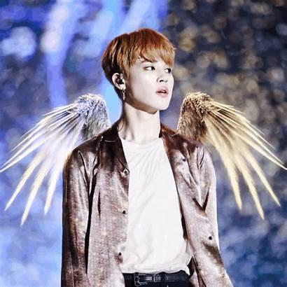 Jimin Angel Bts Aesthetic Park Kpop Angels