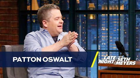 patton oswalt annihilation youtube patton oswalt talks about his comedy special annihilation