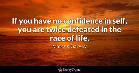 marcus garvey     confidence