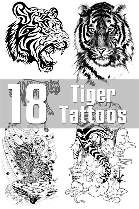 Tiger Tattoo Designs | Tiger tattoo, Tiger tattoo design, Tribal tiger tattoo