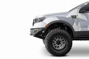 Fairlead Light Bar Mount 2019 2020 Ford Ranger Stealth Fighter Winch Front Bumper