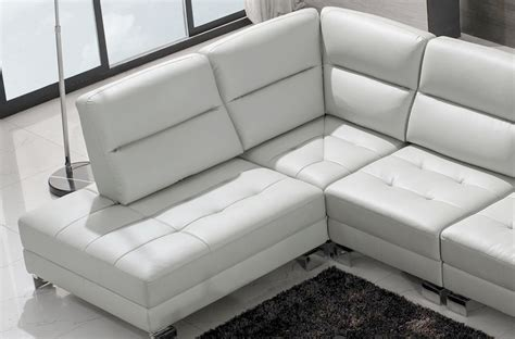 canapé de luxe italien canapé d 39 angle en cuir de buffle italien de luxe 6 7