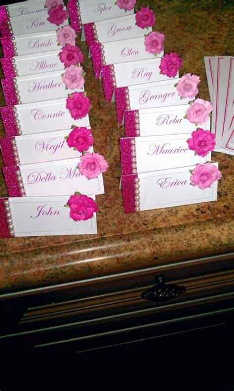 show   creative escort card seating chart ideas