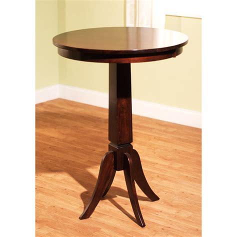 houston pub table mahogany walmart