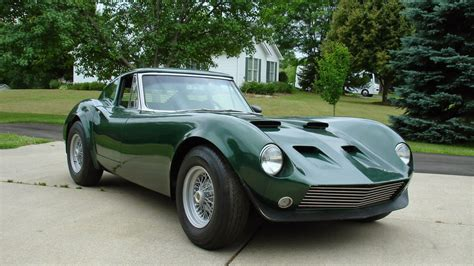 kellison j4 is the sweetest 60 s kit car you ve never seen before