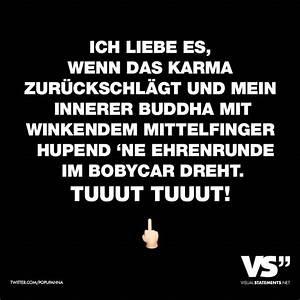 Mein Karma Berechnen : ich liebe es wenn das karma zur ckschl gt und mein innerer buddha mit winkendem mittelfinger ~ Themetempest.com Abrechnung