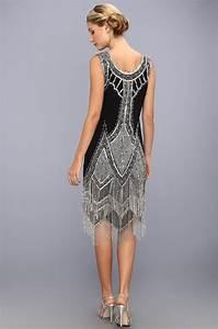 Robe Année 20 Vintage : robe charleston ann es 20 et tenues inspir es par gatsby le magnifique soir e ann es 20 robe ~ Nature-et-papiers.com Idées de Décoration