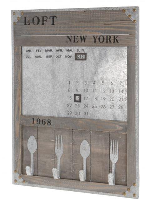 accroche torchons cuisine accroche torchon de cuisine en forme de couvert calendrier