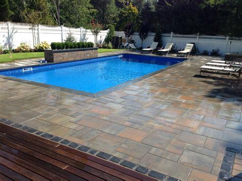 images of inground pools inground swimming pool design installation topaz design group