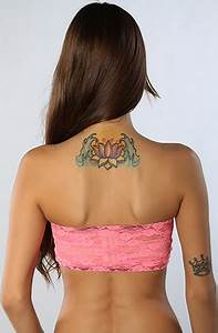 See You Monday The Lacey Bandeau Top in Neon Pink