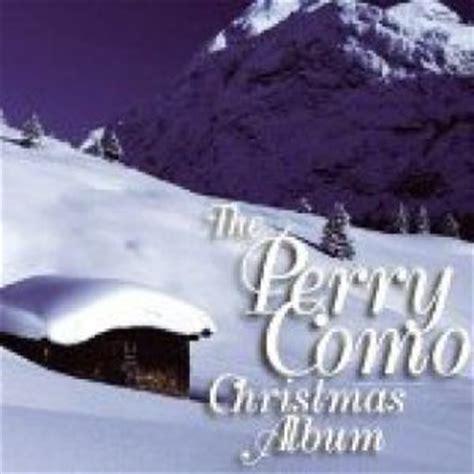 perry como christmas eve perry como akordy a texty p 237 sn 237 zpěvn 237 k