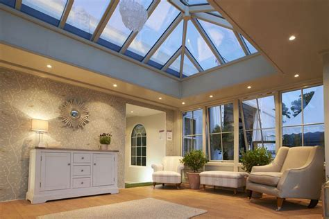 Your parapet can be installed with downlights to bring