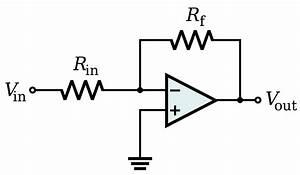 File Op-amp Inverting Amplifier Svg
