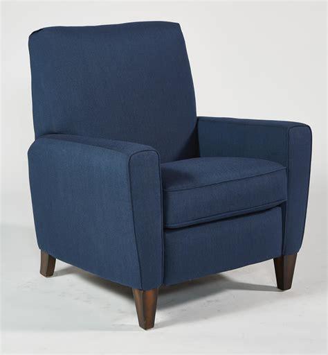 High Leg Recliner by Flexsteel Digby Upholstered High Leg Recliner Chair