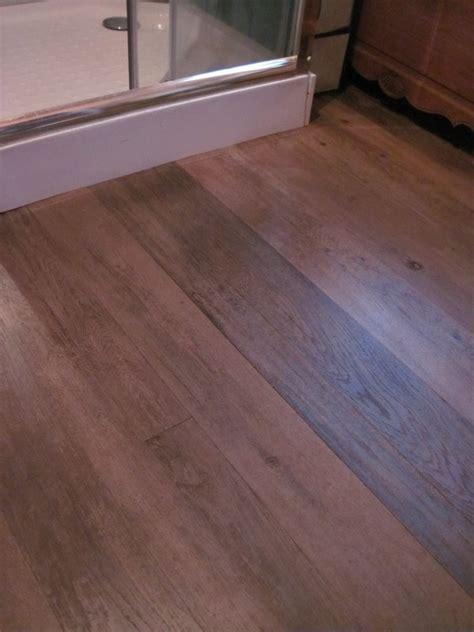 plancher acacia pour salle d eaux plancher ch 234 ne pour salle de bain plancher h 234 tre pour salle