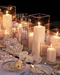 candle centerpiece ideas 20 Budget-Friendly Wedding Centerpieces