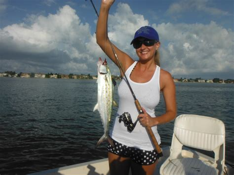 fishing lure key siesta sarasota plastic trout lures florida spoon charter boat charters flats forecast monthly soft near marina report