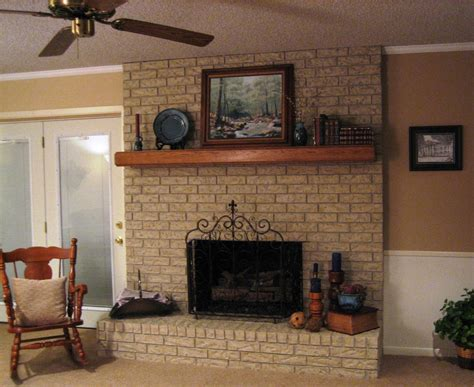 Choosing Paint For Brick Fireplace Brick Anew Blog