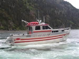 Photos of Aluminum Boats Used In Alaska