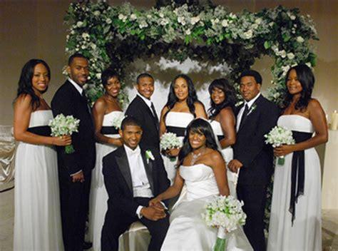 Usher's Wedding #celebrity #wedding