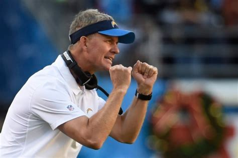 Chargers Fire Coach Mike Mccoy After Another Last-place
