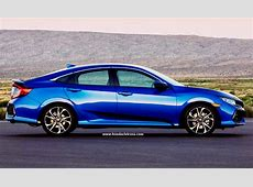 2018 Honda Civic Si Sedan Price Honda Civic Updates