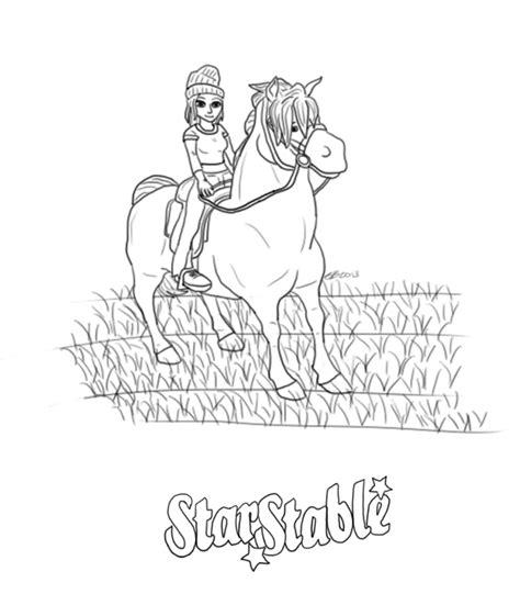 fun stuff star stable  ride