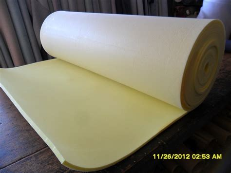 2 Inch Upholstery Foam by 1 2 Quot Sew Foam Heavy