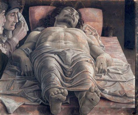 Lamento sobre Cristo muerto - Andrea Mantegna - Historia ...