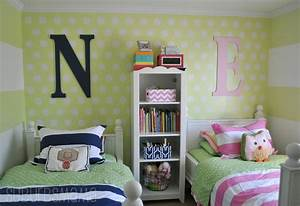 suburbs mama shared kids room take 3 With boy and girl bedroom ideas