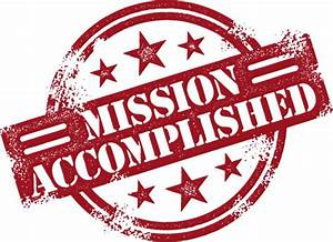 Mission Complete Quotes. QuotesGram