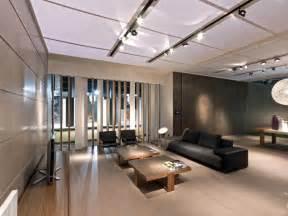 Travertine Tile Living Room