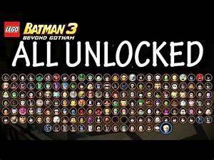 Full Download Lego Batman 3 Beyond Gotham All Characters